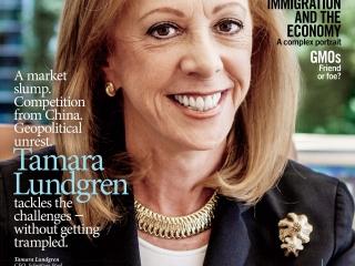 Oregon Business cover November/December 2014