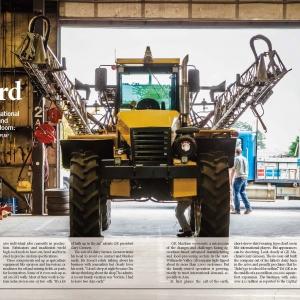 A Good Leap Forward really big truck
