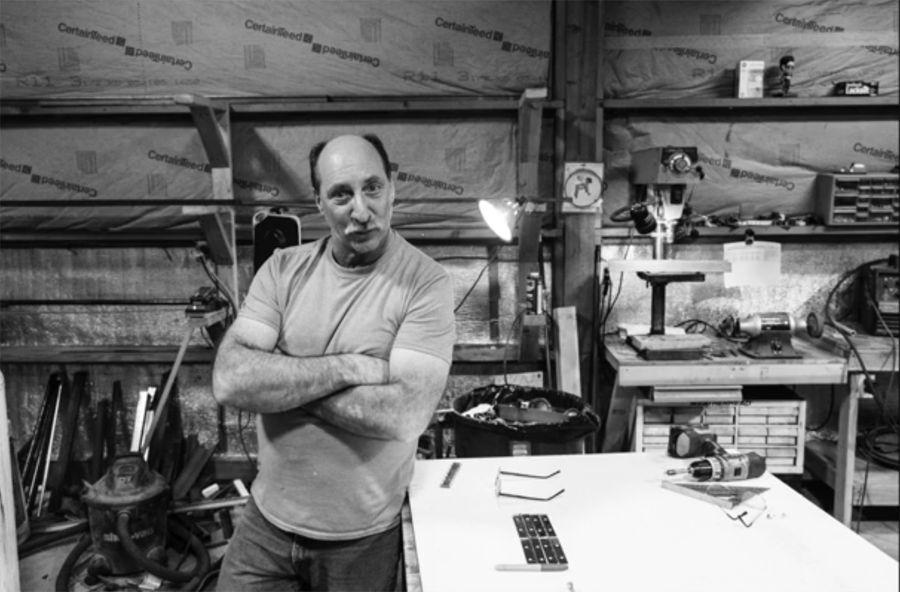 David Nisbet-Glass Kiln Manufacturer