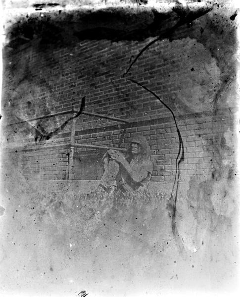 Daguerreotype Self Portrait