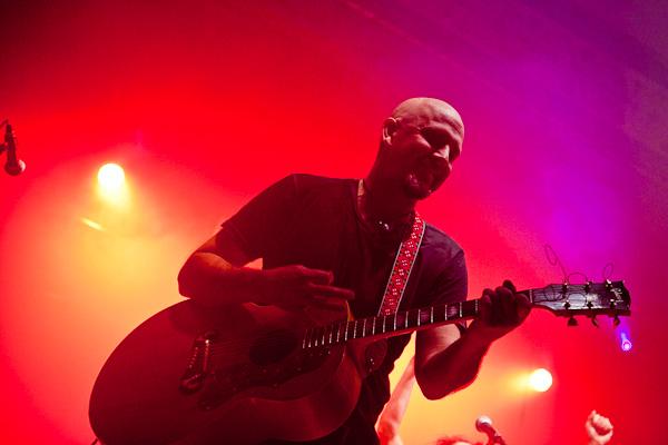 guitarist playing ALADDIN THEATER Portland