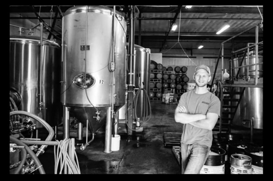 Andrew Dikih, Seven Brides Brewing Head Brewer
