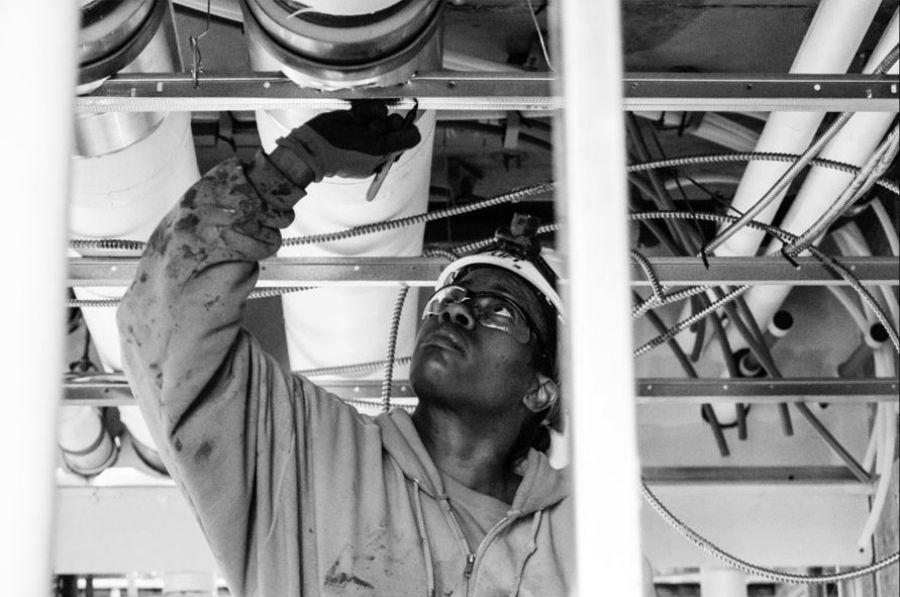 Isis Harris-Electrician Apprentice