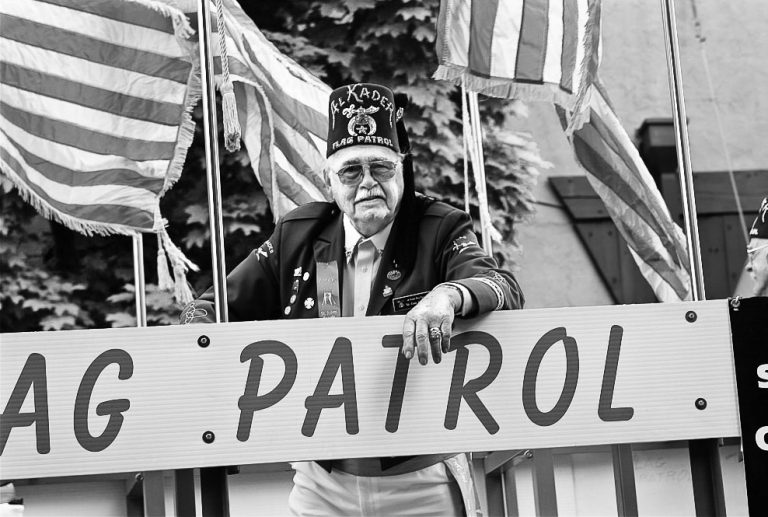 Flag Patrol portland oregon